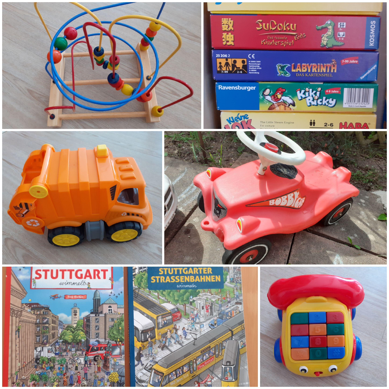 Spielsachenverleih Gaisenhaus