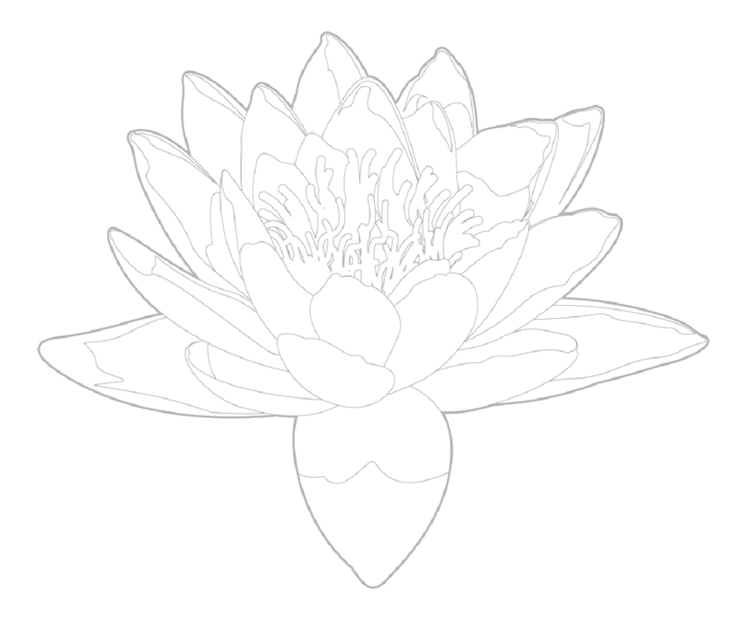 Yoga Blüte